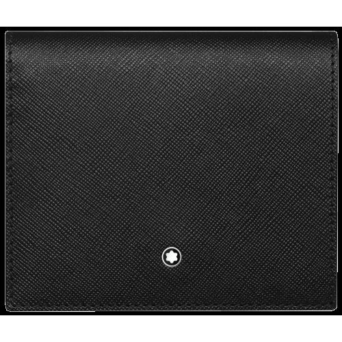 portefeuille porte monnaie 3cc montblanc sartorial. Black Bedroom Furniture Sets. Home Design Ideas